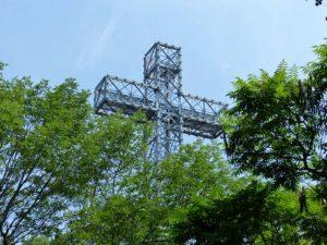 Croix du Mont Royal in Montréal, Québec in Sidebar