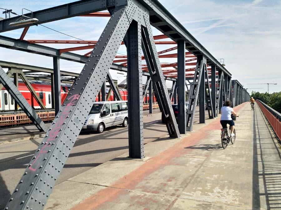 Steinheimer Brücke in Hanau-Steinheim