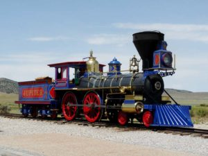 Golden Spike National Historic Site. Utah