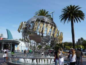 Universal Studios in Hollywood, Los Angeles, Kalifornien