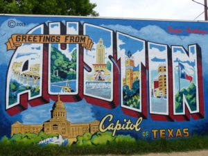 """Capital of Texas"" von Rory Skagen in Austin, Texas"