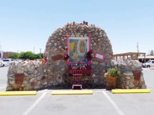 Ysleta Mission in El Paso, Texas