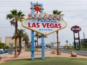 Fabulous Las Vegas Sign in Las Vegas, Nevada