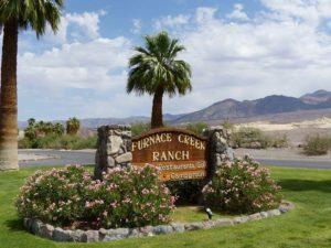 Furnace Creek Ranch im Death Valley National Park, Kalifornien