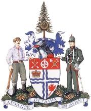 Wappen von Ottawa