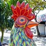 Skulpturen und Kunst in Florida