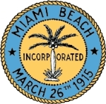 Seal of Miami Beach