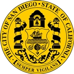 Siegel von San Diego
